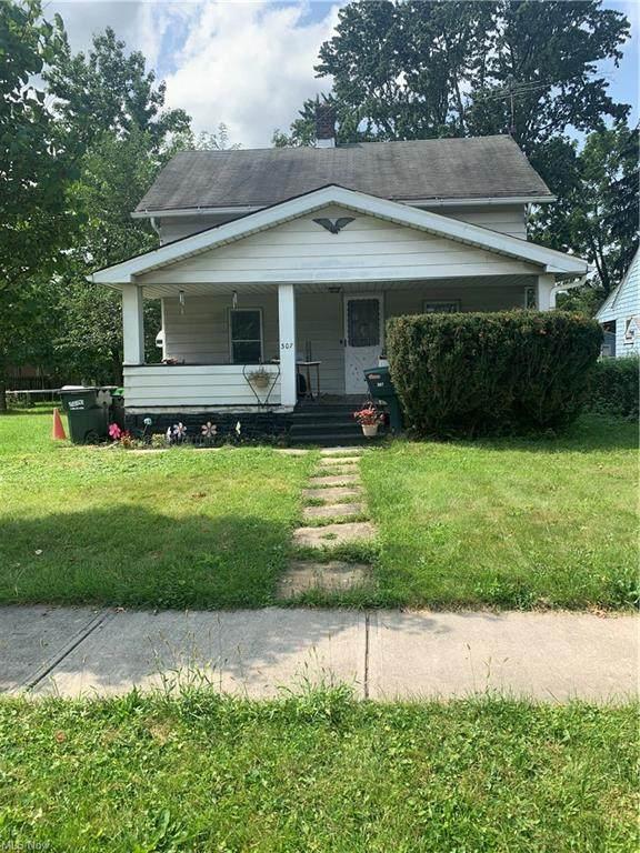 307 High Street, Berea, OH 44017 (MLS #4319795) :: Keller Williams Legacy Group Realty
