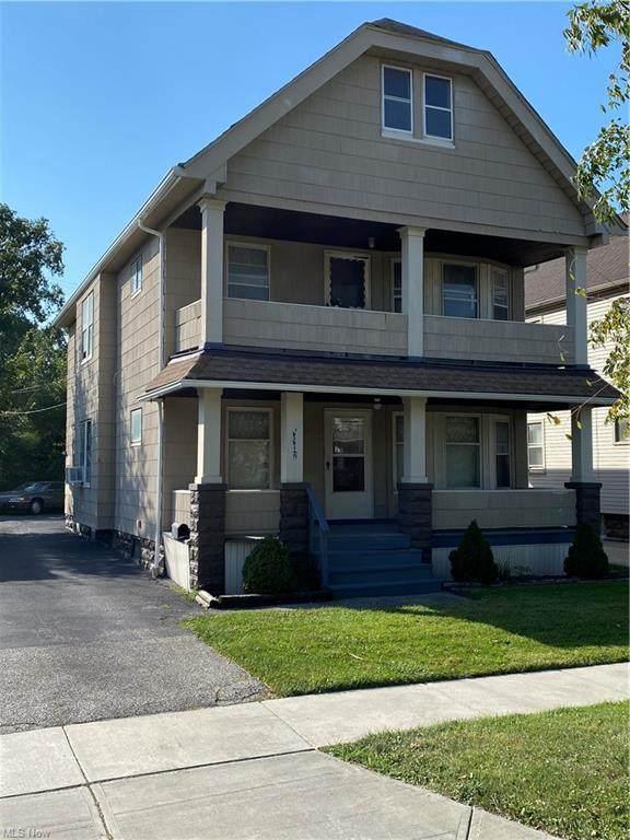 4032 E 53rd Street, Newburgh Heights, OH 44105 (MLS #4320503) :: Tammy Grogan and Associates at Keller Williams Chervenic Realty