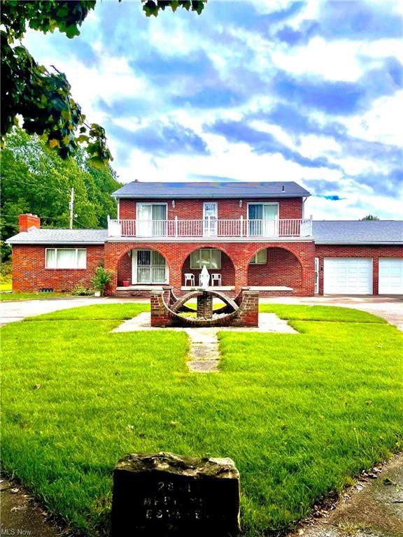 2821 N Lipkey Road, North Jackson, OH 44451 (MLS #4320535) :: The Holly Ritchie Team