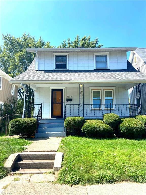 1735 Edwards Avenue NE, Canton, OH 44705 (MLS #4320561) :: Krch Realty