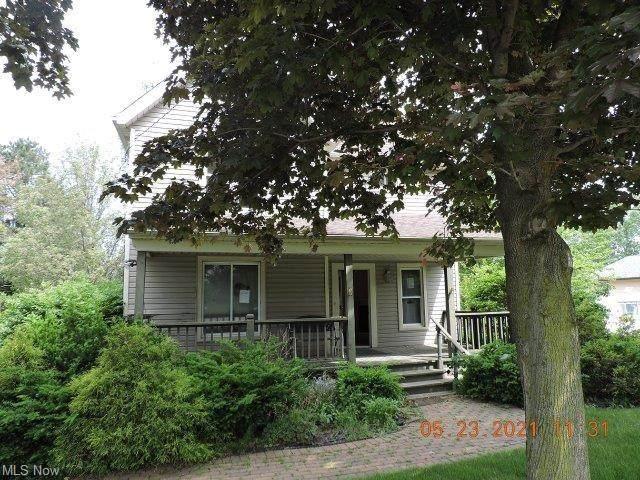 3537 N Ridge Road, Perry, OH 44081 (MLS #4320730) :: The Tracy Jones Team