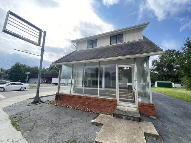 2252 Youngstown Road SE, Warren, OH 44484 (MLS #4320787) :: The Crockett Team, Howard Hanna