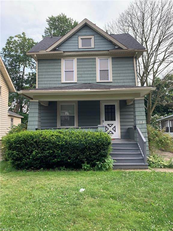 172 E Mapledale Avenue, Akron, OH 44301 (MLS #4321403) :: Simply Better Realty