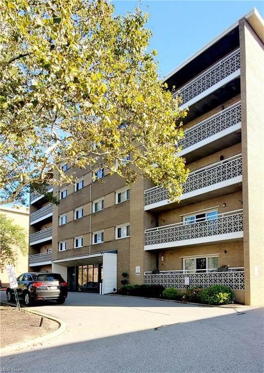 3333 Warrensville Center Road #203, Shaker Heights, OH 44122 (MLS #4321502) :: Keller Williams Legacy Group Realty