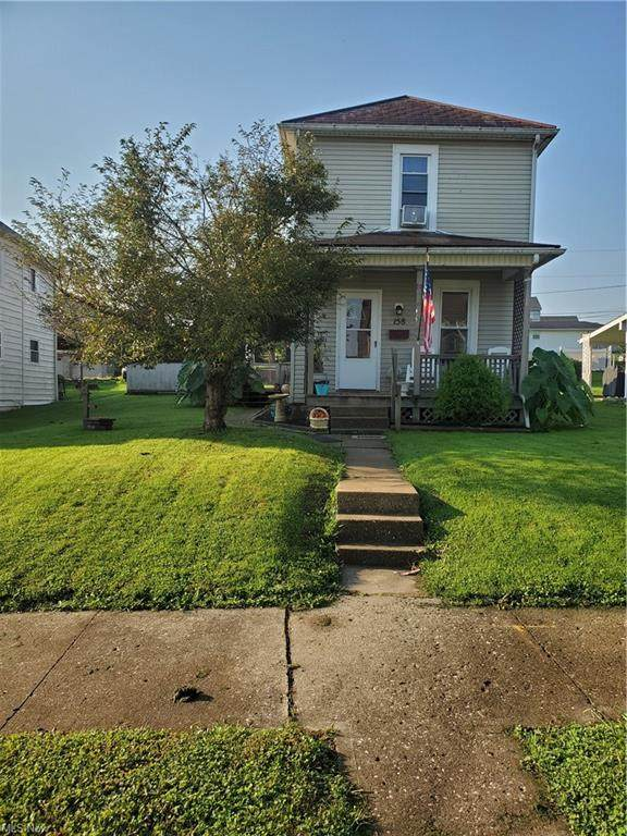 158 Taylor Street, Crooksville, OH 43731 (MLS #4321710) :: RE/MAX Edge Realty