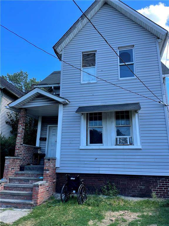 2269 W 73rd Street, Cleveland, OH 44102 (MLS #4322052) :: Jackson Realty