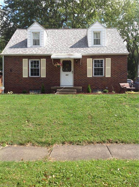 527 Orchard Avenue, Niles, OH 44446 (MLS #4322097) :: RE/MAX Edge Realty