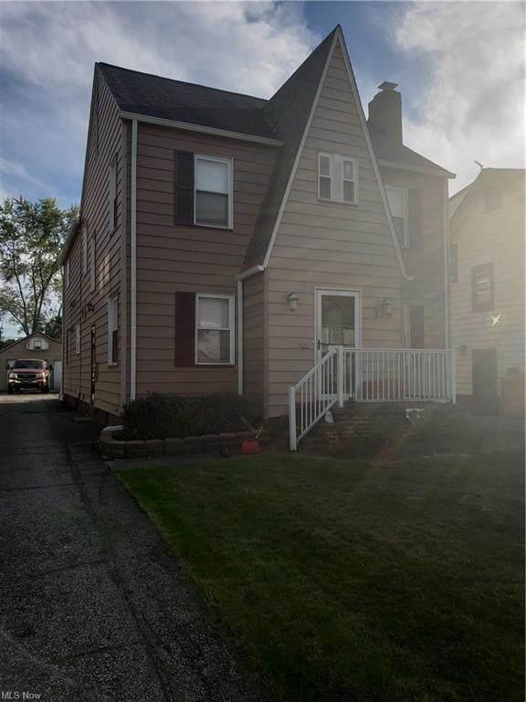 128 Eldred Avenue, Bedford, OH 44146 (MLS #4322230) :: Select Properties Realty