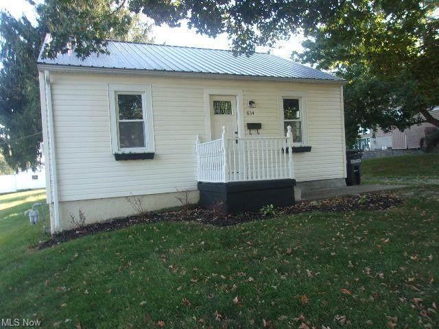 834 Princeton Avenue, Zanesville, OH 43701 (MLS #4322566) :: RE/MAX Edge Realty