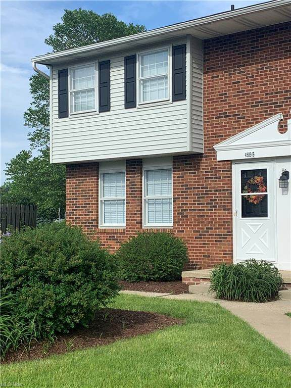 4589 Cox Drive B, Stow, OH 44224 (MLS #4322643) :: Select Properties Realty