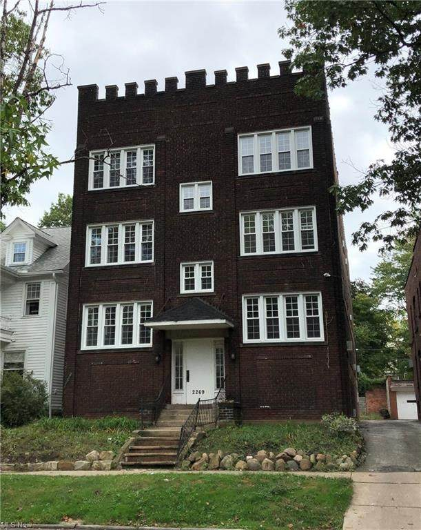 2269 Grandview Avenue, Cleveland Heights, OH 44106 (MLS #4322736) :: Tammy Grogan and Associates at Keller Williams Chervenic Realty