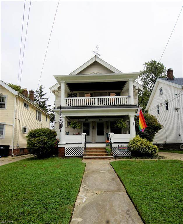 1339 Granger Avenue, Lakewood, OH 44107 (MLS #4323049) :: Tammy Grogan and Associates at Keller Williams Chervenic Realty
