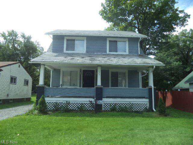 473 Parkcliffe Avenue, Youngstown, OH 44511 (MLS #4323325) :: Select Properties Realty