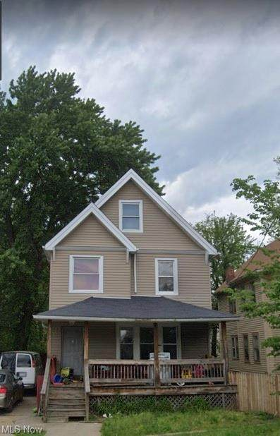 10565 Remington Avenue, Cleveland, OH 44108 (MLS #4323560) :: RE/MAX Edge Realty