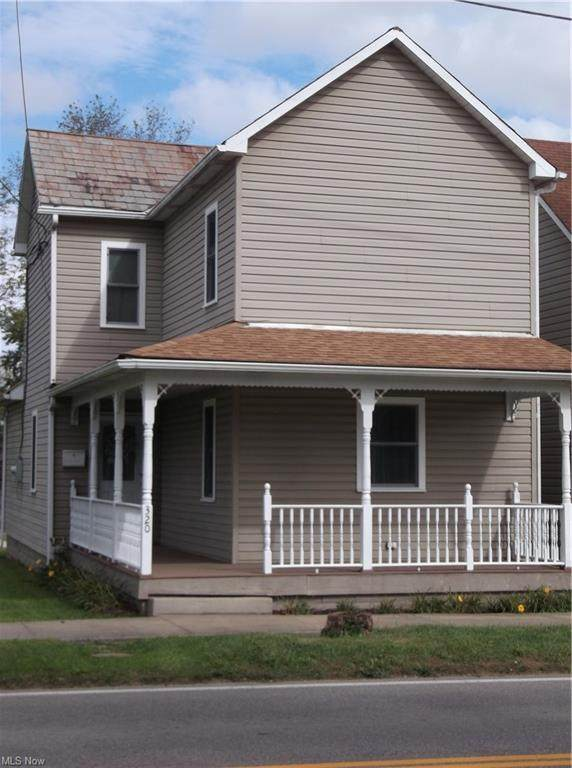 320 Main Street, Byesville, OH 43723 (MLS #4323877) :: Keller Williams Legacy Group Realty