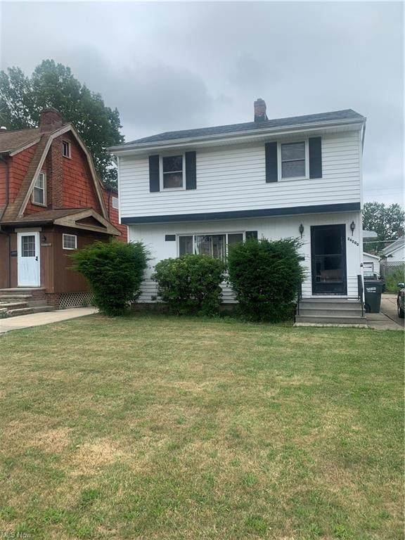 26200 Forestview Avenue, Euclid, OH 44132 (MLS #4324250) :: Simply Better Realty