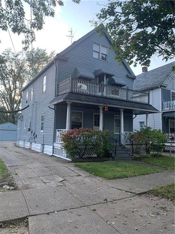 3414 W 44th Street, Cleveland, OH 44109 (MLS #4324554) :: Jackson Realty