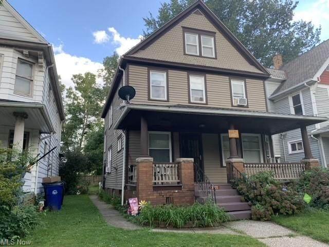 3921 Sackett Avenue, Cleveland, OH 44109 (MLS #4324576) :: Jackson Realty