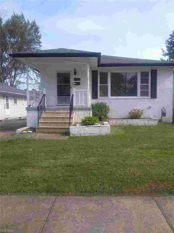 3543 Denver Avenue, Lorain, OH 44055 (MLS #4324791) :: Select Properties Realty