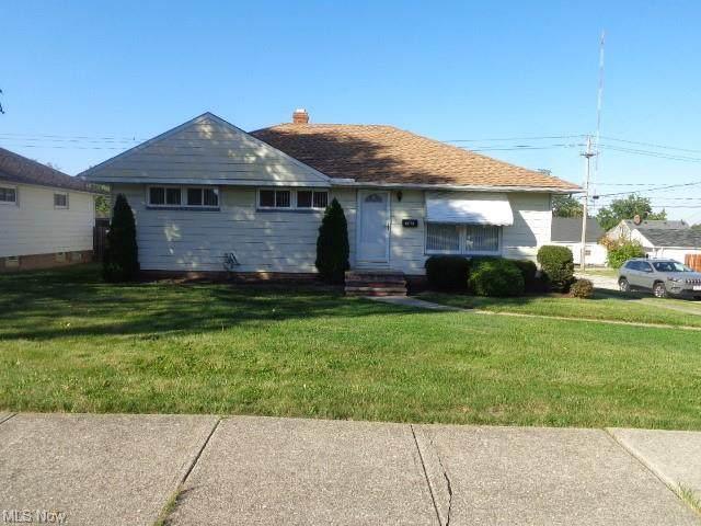 3202 Hetzel Drive, Parma, OH 44134 (MLS #4325311) :: Jackson Realty