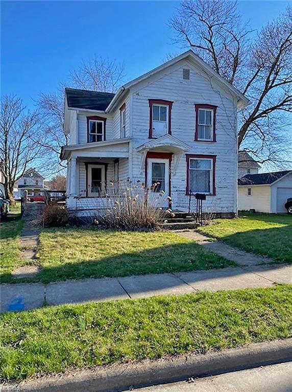 507 W Plain Street, Minerva, OH 44657 (MLS #4325617) :: Tammy Grogan and Associates at Keller Williams Chervenic Realty