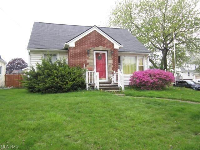 1752 Brown Street, Akron, OH 44301 (MLS #4326131) :: Keller Williams Legacy Group Realty