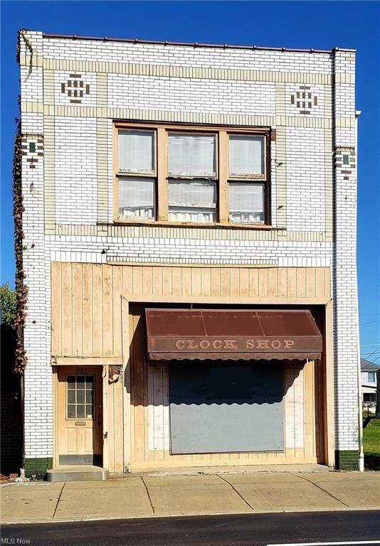 731 Main Street, Zanesville, OH 43701 (MLS #4326292) :: RE/MAX Edge Realty