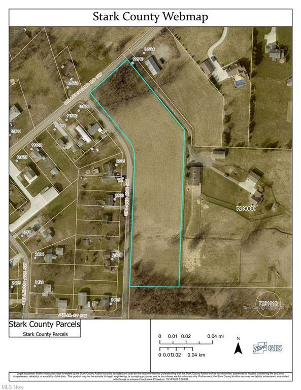 0000 Upland Avenue SW, Massillon, OH 44647 (MLS #4326482) :: Select Properties Realty