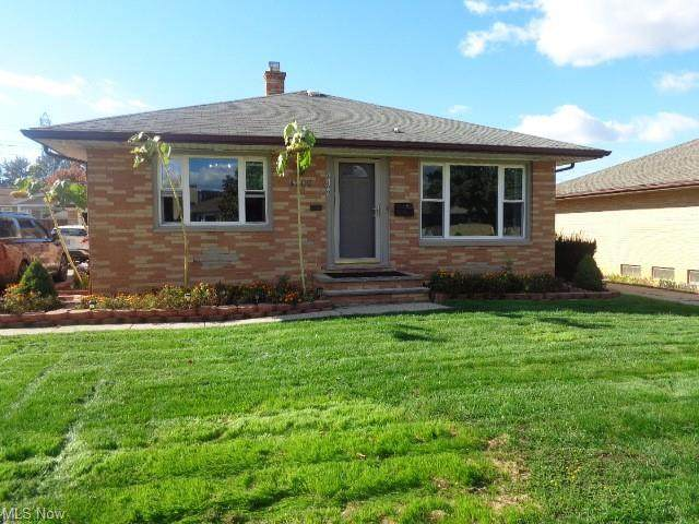 4200 Spring Crest Drive, Brooklyn, OH 44144 (MLS #4326554) :: Jackson Realty