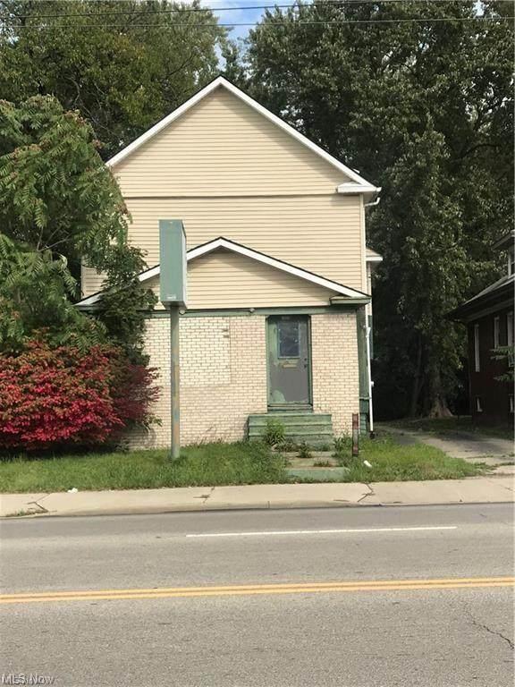 1523 Youngstown Road SE, Warren, OH 44484 (MLS #4326698) :: Jackson Realty