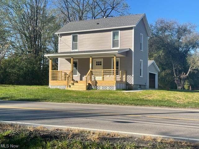 5691 Oak Hill Drive NW, Warren, OH 44481 (MLS #4327026) :: Jackson Realty