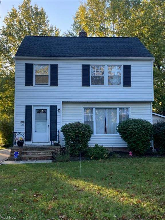 1003 Caledonia, Cleveland Heights, OH 44112 (MLS #4327089) :: RE/MAX Edge Realty