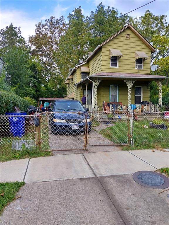 8005 Keyes Avenue, Cleveland, OH 44104 (MLS #4327310) :: RE/MAX Edge Realty