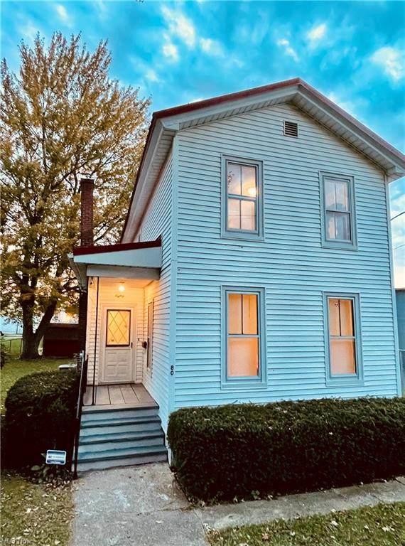 80 Van Epps Avenue, Geneva, OH 44041 (MLS #4327532) :: Select Properties Realty
