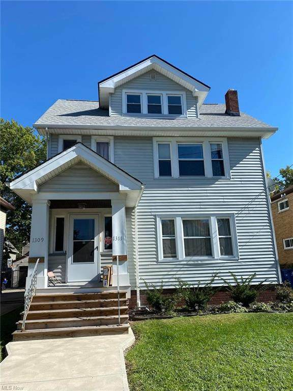 1311 Saint Charles Avenue, Lakewood, OH 44107 (MLS #4327656) :: RE/MAX Edge Realty