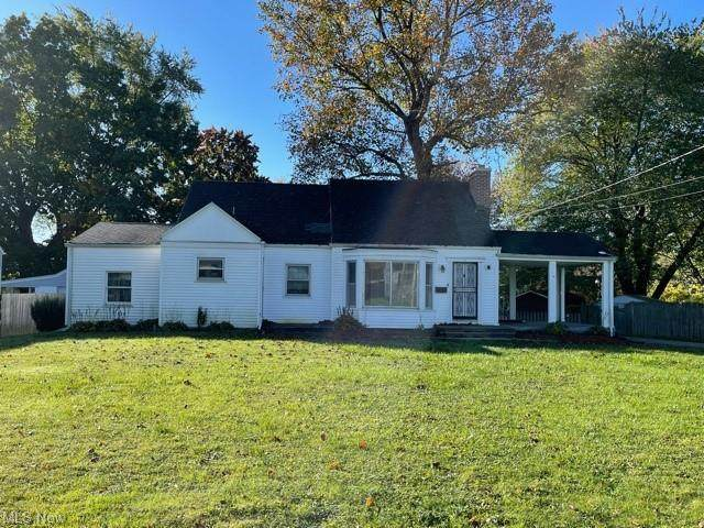 457 Annawan Lane, Youngstown, OH 44512 (MLS #4327672) :: Select Properties Realty