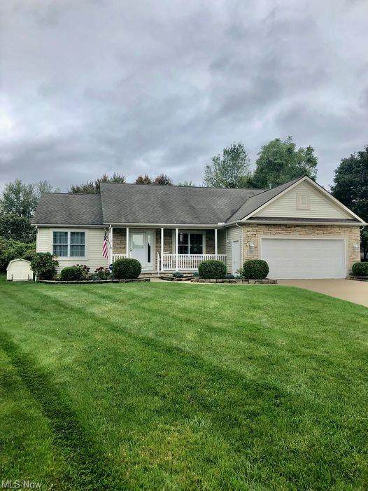 159 Arbordale Lane, Painesville Township, OH 44077 (MLS #4327759) :: Select Properties Realty