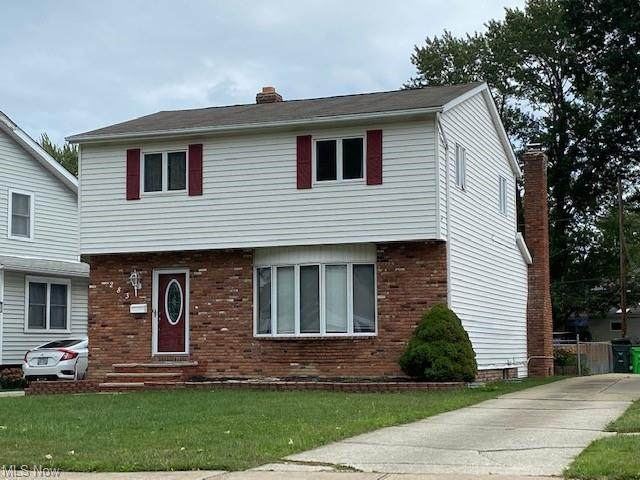283 E 284th Street, Willowick, OH 44095 (MLS #4327807) :: Select Properties Realty