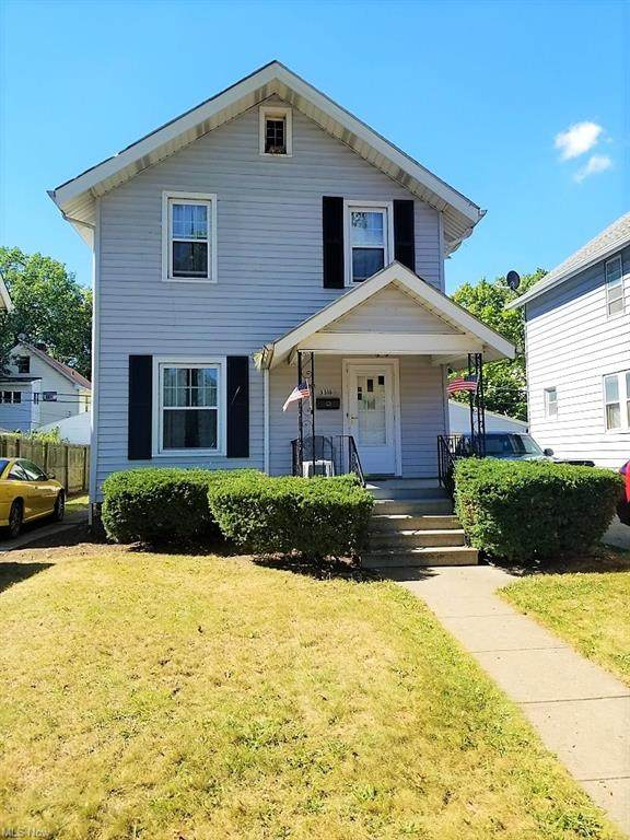 3318 W 129th Street, Cleveland, OH 44111 (MLS #4327855) :: Select Properties Realty
