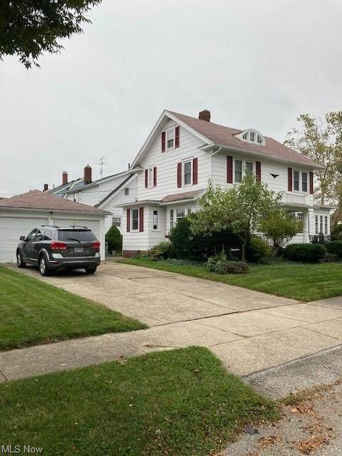 855 Osborn Avenue, Lorain, OH 44052 (MLS #4327952) :: Select Properties Realty
