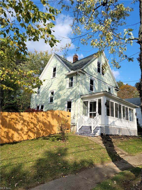 115 E Hall Street, Kent, OH 44240 (MLS #4328234) :: RE/MAX Trends Realty