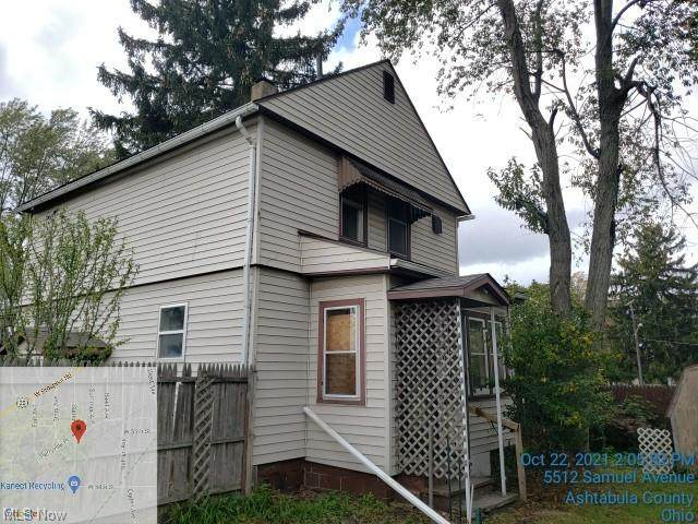 5512 Samuel Avenue, Ashtabula, OH 44004 (MLS #4328290) :: Tammy Grogan and Associates at Keller Williams Chervenic Realty