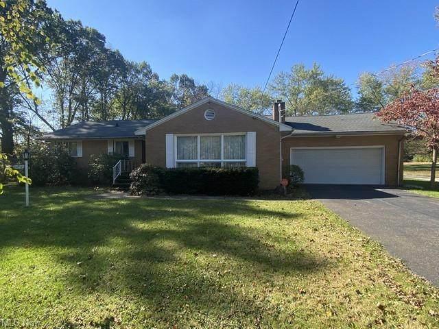 1200 Hubbard Thomas Road, Hubbard, OH 44425 (MLS #4328301) :: Select Properties Realty
