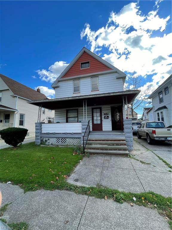 4023 Poe Avenue, Cleveland, OH 44109 (MLS #4328311) :: Krch Realty