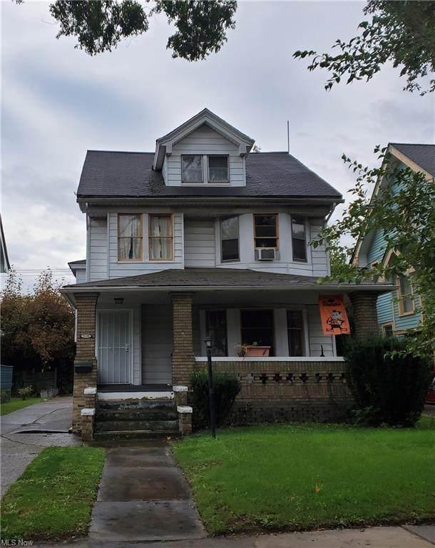 9108 Kempton Avenue, Cleveland, OH 44108 (MLS #4328516) :: Keller Williams Chervenic Realty