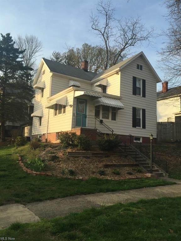 601 Montgomery Street, Marietta, OH 45750 (MLS #4328654) :: RE/MAX Trends Realty