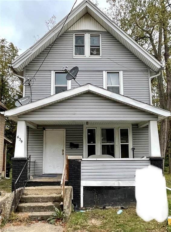 639 Bellevue Avenue, Akron, OH 44307 (MLS #4328878) :: Keller Williams Chervenic Realty