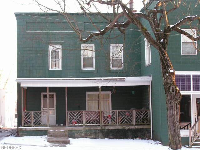 13 W Main St, Jeromesville, OH 44840 (MLS #3842408) :: The Crockett Team, Howard Hanna