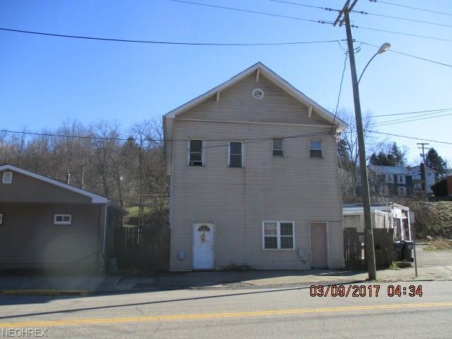 77 E Main St, Salineville, OH 43945 (MLS #3885102) :: The Crockett Team, Howard Hanna