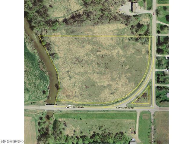 V/L Lake Rd, Chippewa Lake, OH 44215 (MLS #3921925) :: Keller Williams Chervenic Realty
